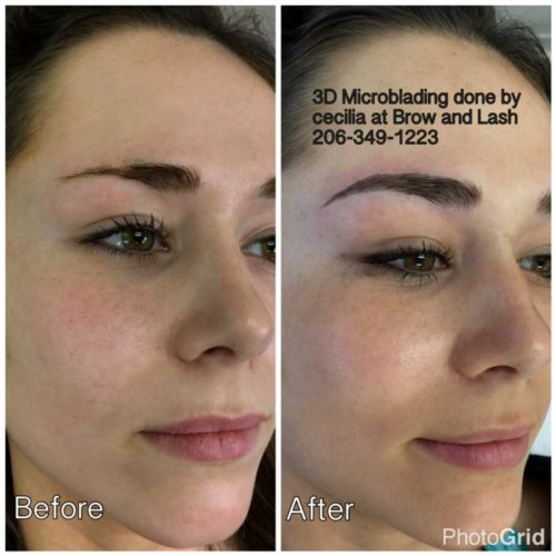 Microblading Eyebrows Near Me Cost