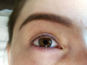 Eyelash Enhancement. Brow and Lash - Eyebrow, Eyelash, Permanent Makeup and Eyelash Extensions by experienced Makeup Artist & Esthetician Cecilia Lim located in Mercer Island, WA.