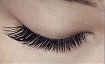Eyelash Extension Type: Classic