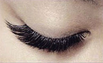Eyelash Extension Type: Volume